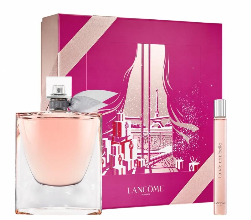 Lancome La Vie Est Belle - Set (edp/100ml + edp/10ml)