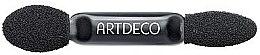 Profumi e cosmetici Applicatore doppio per ombretti - Artdeco Double Applicator for Trio Box