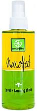 Profumi e cosmetici Spray bifase per abbronzatura nel solarium - Oranjito Level 3 Tanning Shake