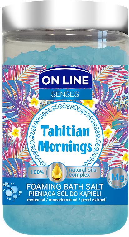 Sale da bagno - On Line Senses Bath Salt Tahitian Mornings