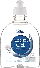 Profumi e cosmetici Gel disinfettante per le mani - Seal Cosmetics Alcohol Gel Hand Sanitizer