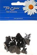 Profumi e cosmetici Fermacapelli 25204, nero - Top Choice
