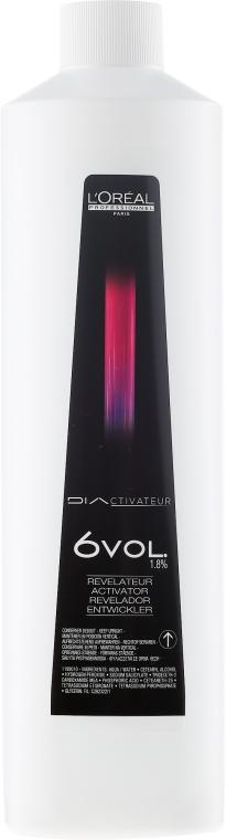 Emulsione attivante - L'Oreal Professionnel DIActivateur 1,8% 6 Vol