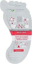 Profumi e cosmetici Crema scrub per i piedi - Bielenda ANX Podo Detox Foot Scrub Cream