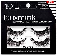 Profumi e cosmetici Set di ciglia finte - Ardell Faux Mink Multipack Twin Pack 811