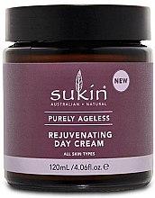 Profumi e cosmetici Crema da giorno antietà - Sukin Purely Ageless Rejuvenating Day Cream