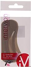 Profumi e cosmetici Stencil per sopracciglia, 498821 - Inter-Vion