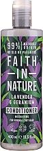 Profumi e cosmetici Balsamo per capelli normali e secchi - Faith in Nature Lavender & Geranium Conditioner