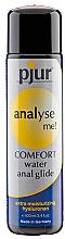 Profumi e cosmetici Lubrificante anale - Pjur Analyse Me! Comfort Water Anal Glide