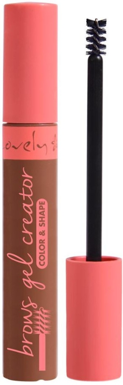 Gel per le sopracciglia - Lovely Brows Gel Creator