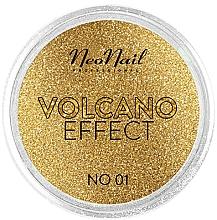 """Profumi e cosmetici Glitter per unghie """"Volcano Effect"""" - NeoNail Professional Volcano Effect"""