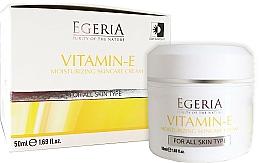 Profumi e cosmetici Crema idratante con vitamina E - Egeria Vitamin-E Moisturizing Skincare Cream