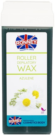"""Cartuccia cera depilatoria """"Azulene"""" - Ronney Wax Cartridge Azulene"""