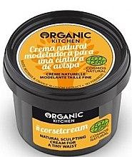 Profumi e cosmetici Crema corpo modellante - Organic Shop Organic Kitchen Corsetcream