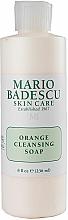 "Profumi e cosmetici Sapone detergente ""Arancia"" - Mario Badescu Orange Cleansing Soap"