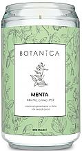 """Profumi e cosmetici Candela profumata """"Menta"""" - FraLab Botanica Candle"""