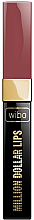 Profumi e cosmetici Rossetto liquido opaco - Wibo Million Dollar Lips
