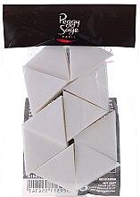Profumi e cosmetici Sponge trucco, 10 pezzi - Peggy Sage Make-up Sponge