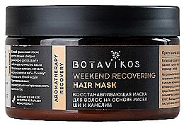 Profumi e cosmetici Maschera ristrutturante per capelli - Botavikos Recovery Hair Cream-Mask
