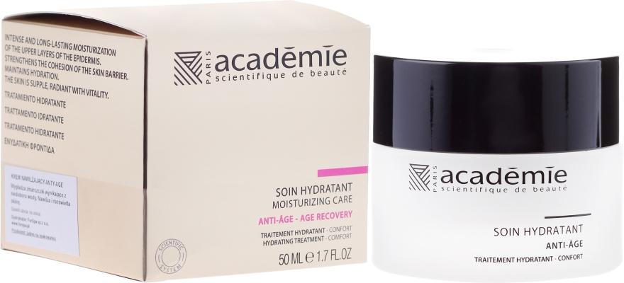 Crema idratante anti-età per la pelle secca - Academie Age Recovery Hydrating Treatment