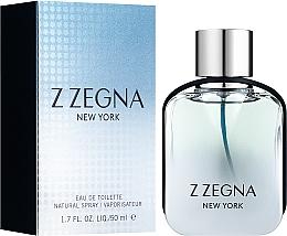 Profumi e cosmetici Ermenegildo Zegna Z Zegna New York - Eau de toilette