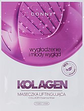 "Profumi e cosmetici Maschera viso ""Collagene"" - Conny Collagen Essence Mask"