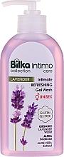 Profumi e cosmetici Gel per l'igiene intima - Bilka Intimate Refreshing Lavender Gel Wash