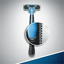 "Set rasoio ""Usa e getta, 6+2"" pz - Gillette Blue 3 — foto N5"