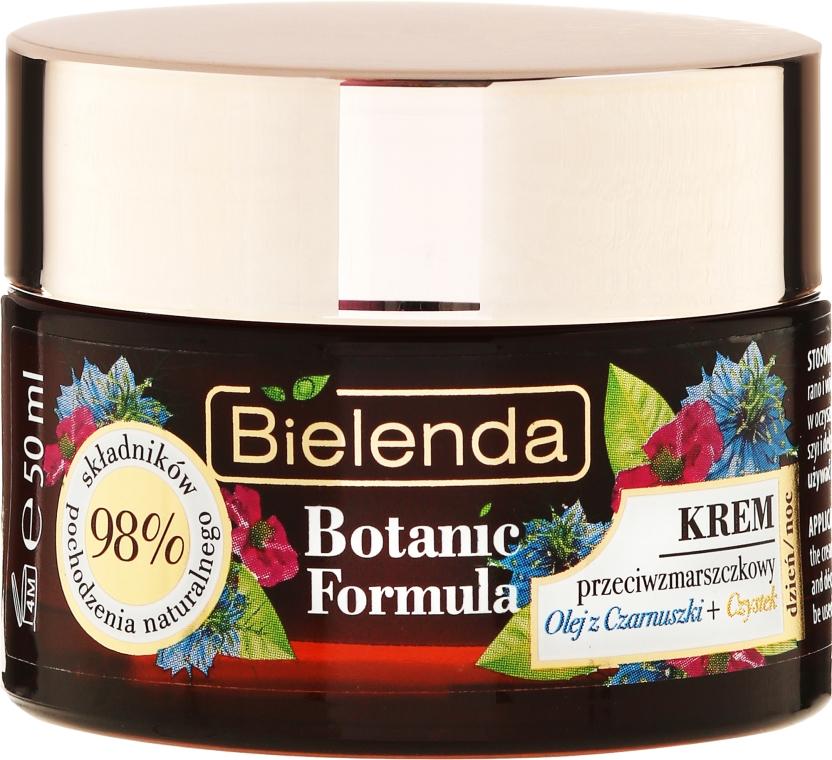 Bielenda Botanic Formula Black Seed Oil + Cistus Anti..