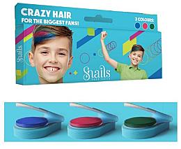 Profumi e cosmetici Gesso colorato per capelli, per ragazzi - Snails Mini Bebe