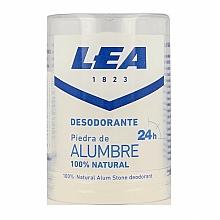 Profumi e cosmetici Deodorante stick - Lea Alum Stone Deodorant Stick