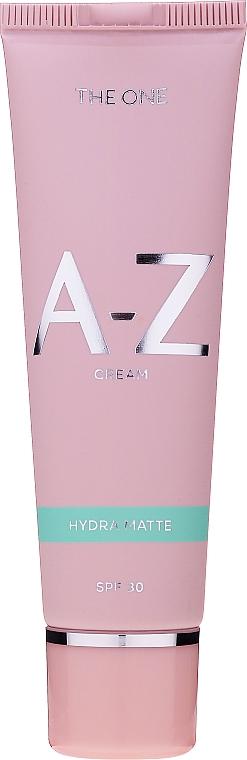 Fondotinta viso opacizzante multifunzionale - Oriflame The One A-Z Cream Hydra Matte SPF30