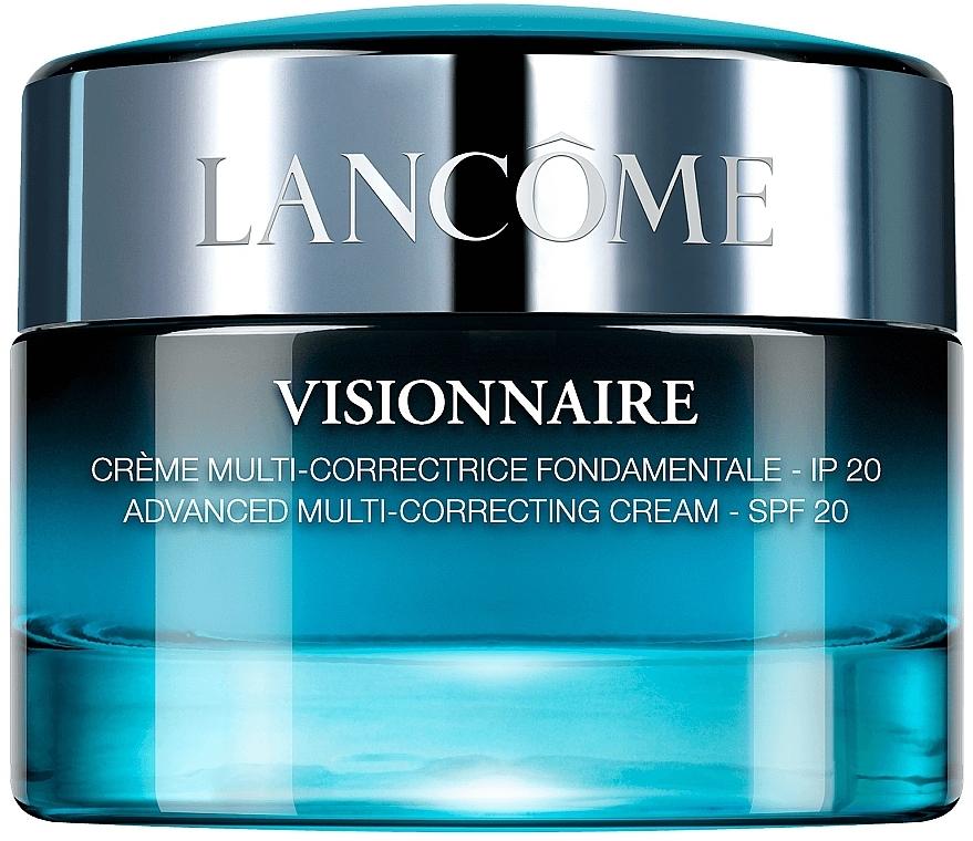 Crema correttore viso antietà SPF 20 - Lancome Visionnaire Advanced Multi-Correcting Cream SPF 20