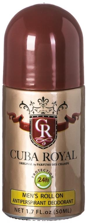 Cuba Royal - Deodorante roll-on — foto N1