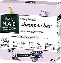 Profumi e cosmetici Shampoo solido - N.A.E. Semplicita Daily Usage Shampoo Bar