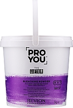 Profumi e cosmetici Polvere decolorante per capelli - Revlon Professional Pro You The Lifter Bleaching Powder