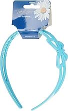Profumi e cosmetici Cerchietto per capelli, 27161, azzuro - Top Choice