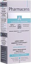 Profumi e cosmetici Crema viso profondamente idratante - Pharmaceris A Vita Sensilium Deeply Moisturizing Cream