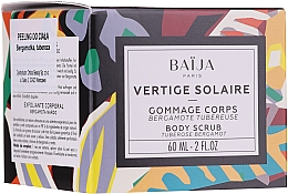 Profumi e cosmetici Scrub corpo - Baija Vertige Solaire Body Scrub