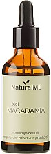 Profumi e cosmetici Olio di macadamia - NaturalME