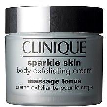 Profumi e cosmetici Crema corpo esfoliante - Clinique Sparkle Skin Body Exfoliating Cream