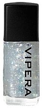 Profumi e cosmetici Top Coat con particelle - Vipera Top Coat Metal Effect