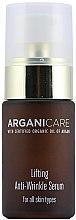 Profumi e cosmetici Siero rassodante antirughe - Arganicare Lifting Anti-Wrinkle Serum