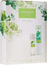 Profumi e cosmetici Chanson D?eau Original - Set (deo/spray/75ml + deo/200ml)