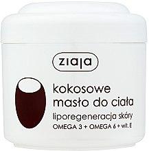 Profumi e cosmetici Burro corpo al cocco - Ziaja Body Butter