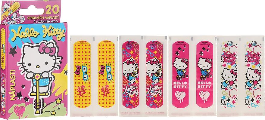 Cerotto protettivo per bambini - VitalCare Hello Kitty Kids Plasters — foto N1