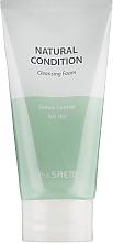 Profumi e cosmetici Schiuma detergente sebocontrol - The Saem Natural Condition Cleansing Foam Sebum Controlling