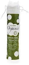 Profumi e cosmetici Batuffoli di cotone - Simply Gentle Organic Cotton Pads