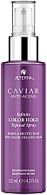 Profumi e cosmetici Spray laminante per capelli colorati - Alterna Caviar Anti-Aging Infinite Color Hold Topcoat Spray