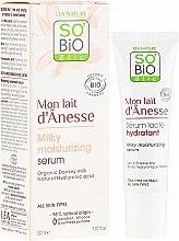 Profumi e cosmetici Siero idratante intensivo con latte d'asina - So'Bio Etic Deep Moisturizing Serum